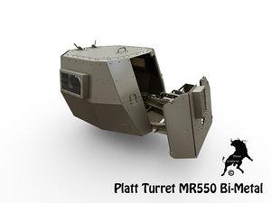 3ds max mr550 bi-metal