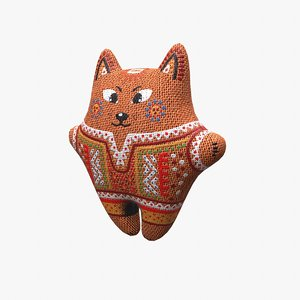soft fox toy max