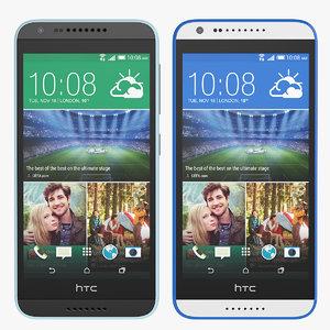 3ds max new htc desire 620