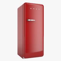 SMEG FAB28 50's Style Refrigerator
