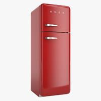 SMEG FAB30 50's Style Refrigerator