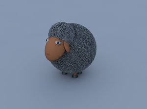 obj sheep