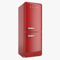 SMEG FAB32 50's Style Refrigerator