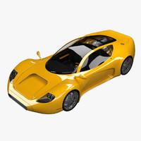 Free Spirit Concept Car