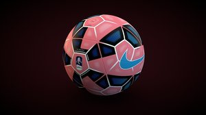 nike ordem fa cup ball 3d model