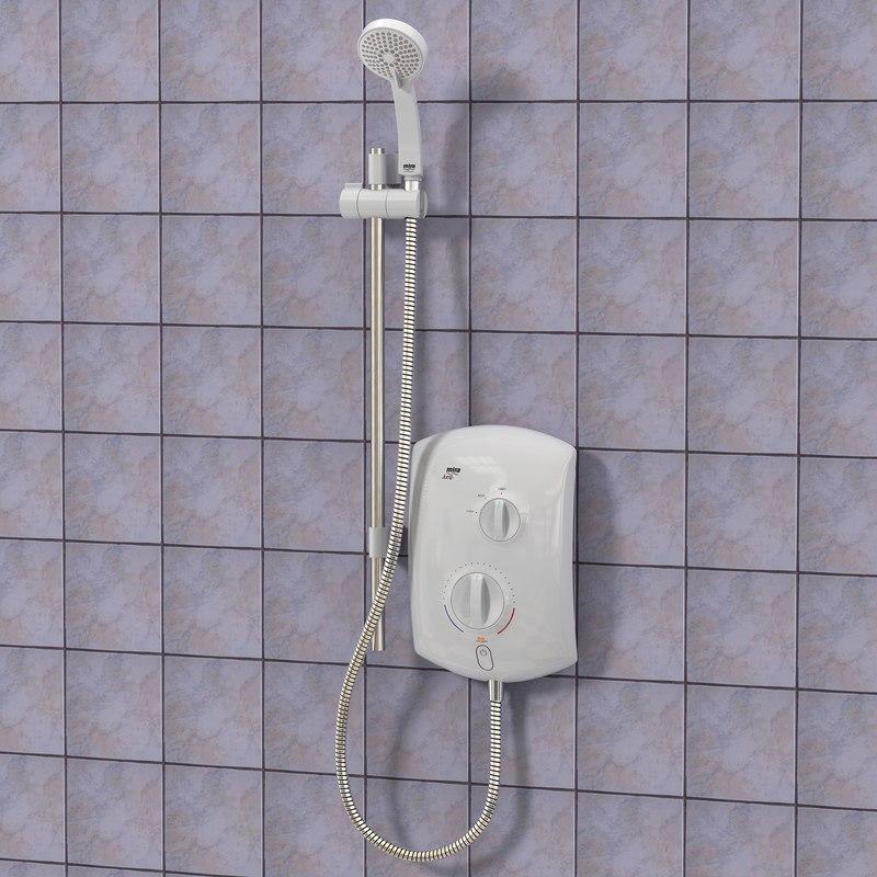 max mira jump electric shower