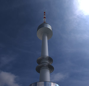 3d n seoul tower