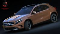 Mercedes-Benz GLA 220 CDI 4matic 2014