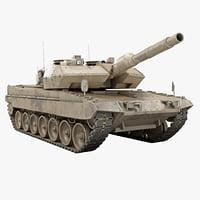 max leopard 2 revolution 2a4