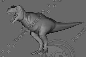 dinosaurus dino 3d max