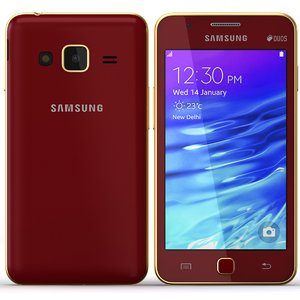 3ds max samsung z1 red m