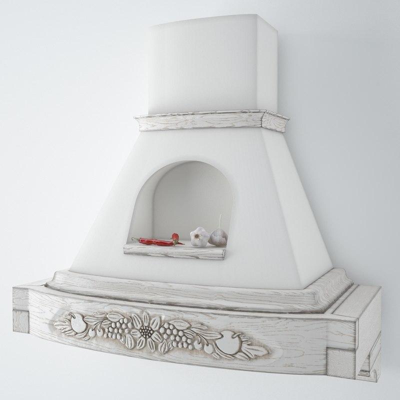 3ds max kitchen ventilation hoods