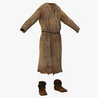 Peasant Men Clothing 2