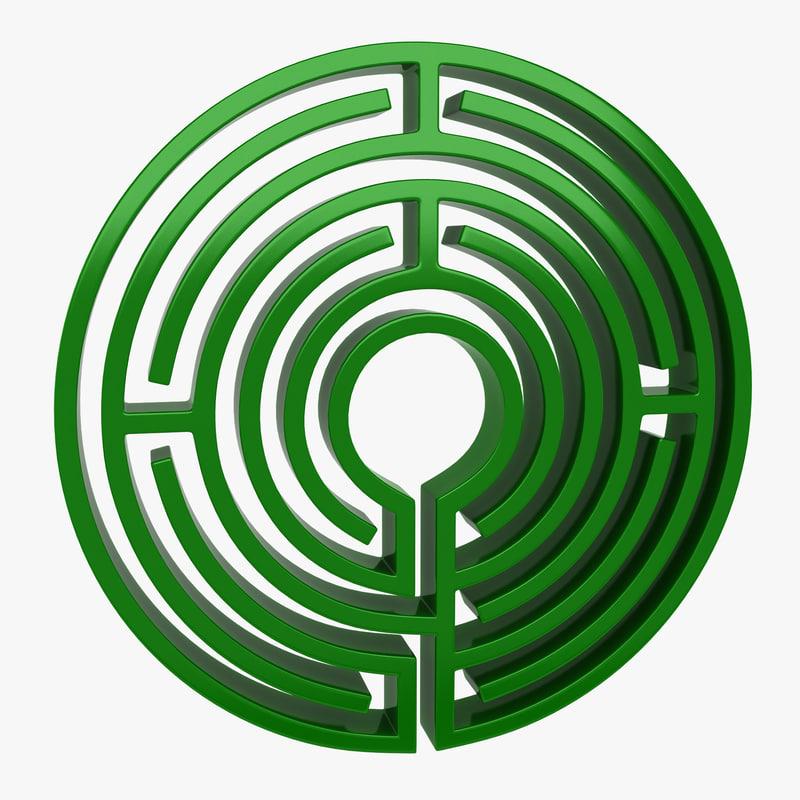 max maze circle