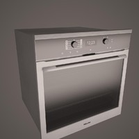 3d miele h6360bp single oven model