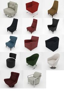 max pack armchair chair