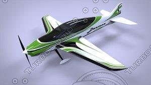 rc f3a 3d model