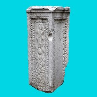 3d roman column 1