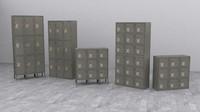 LOCKERS 3x3