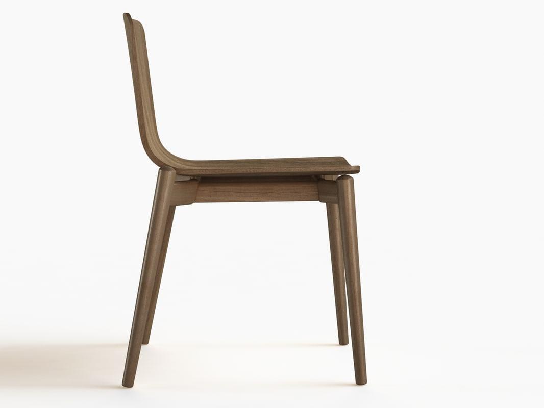 3d malmo 390 chair