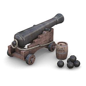 deck cannon max