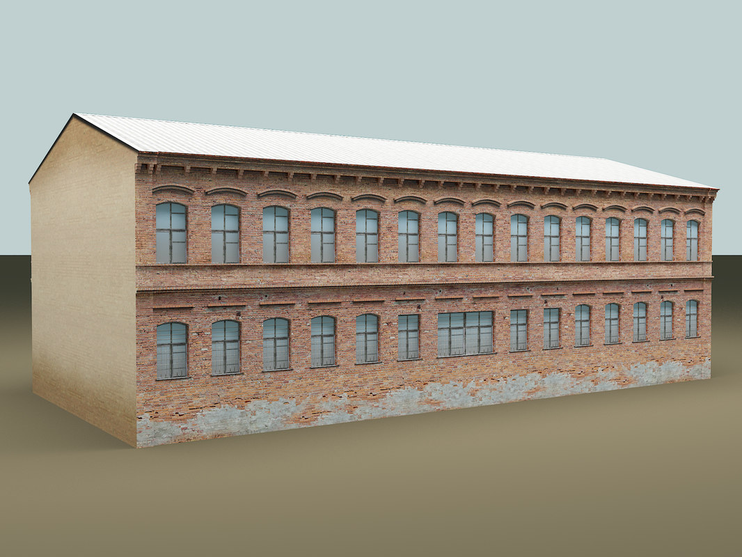 building old 3d max