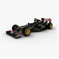 e23 hybrid 2015 3d model