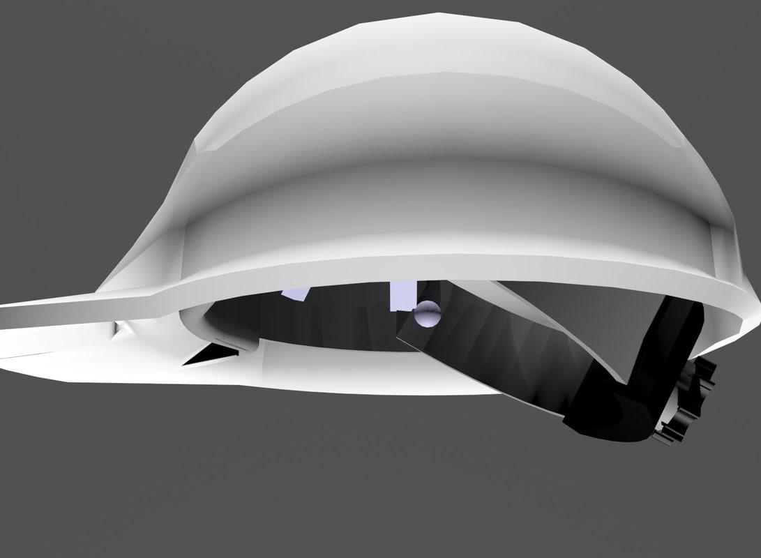 3d safety helmet