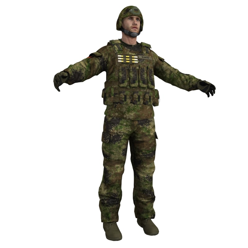 max soldier 3
