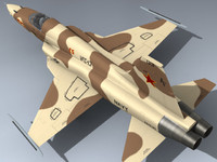 F-5E Tiger II (Red 03)