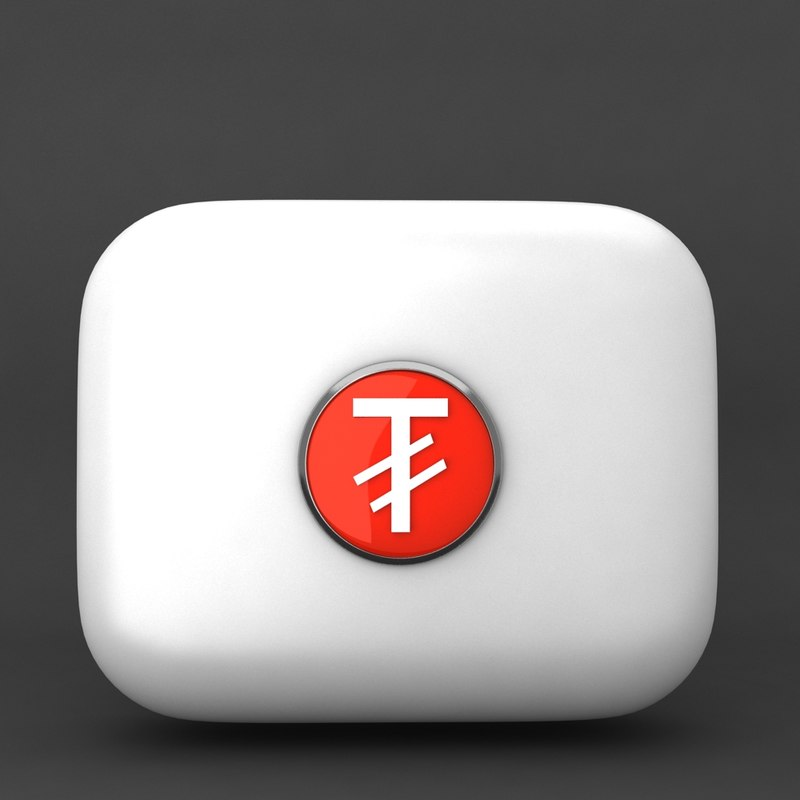 3d model mangolia tugriks currency icon