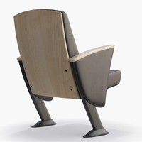 eidos - wood chair 3d 3ds
