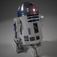 Realistic R2 unit