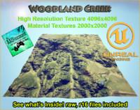 Terrain HeightMap UDK Ready