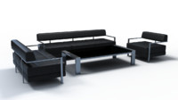 real furniture 3d model