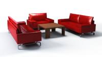 real sofa dwg