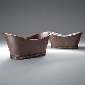 old-copper-bathtub max