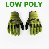3d gloves sports