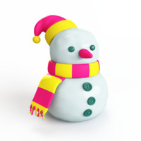 Snowman Fu