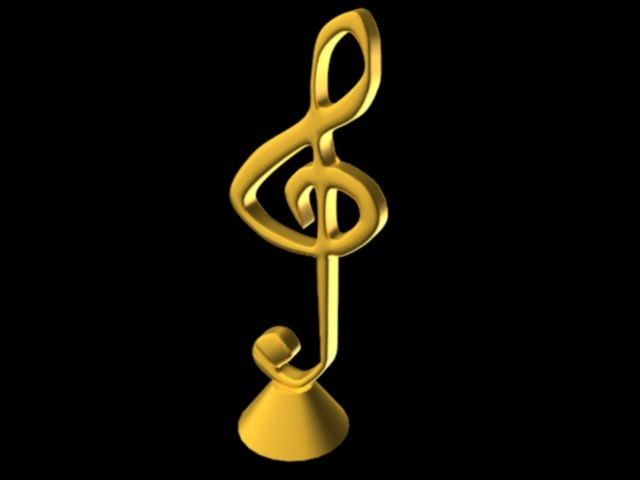max golden musical award