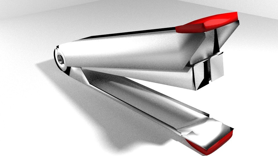 stapler 3d 3ds