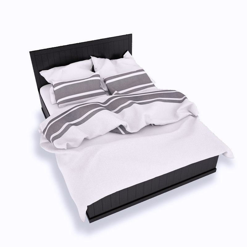 bed realistic max