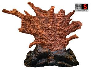 sculpture taiwan 3d model