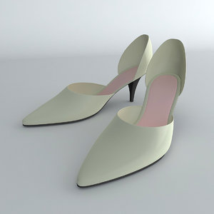 shoes female 3ds