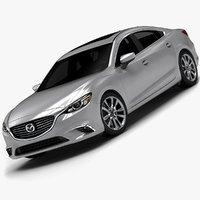 2016 Mazda 6 (Low Interior)