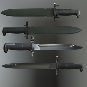 bayonet games max