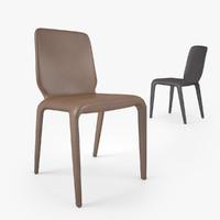 3d bonaldo junan chair