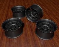 c4d rims tire lugs