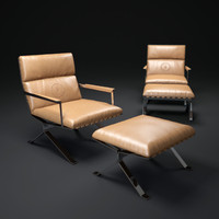 3d model trussardi-casa-armchair