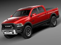 Dodge Ram 1500 Rebel 2015